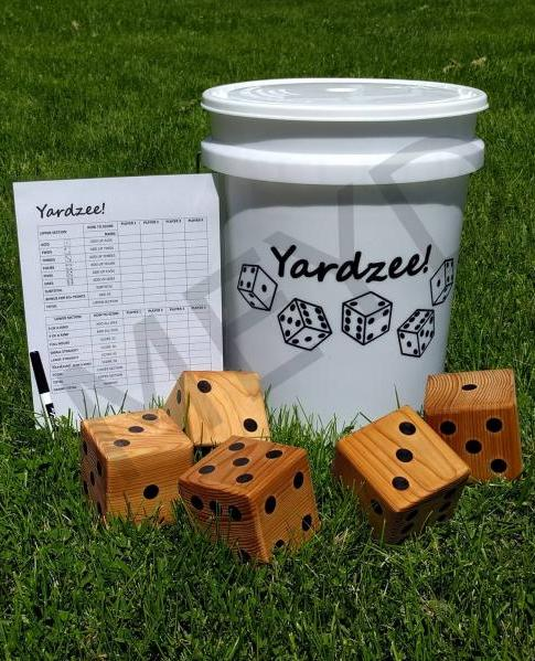 Yardzee! Yard Dice